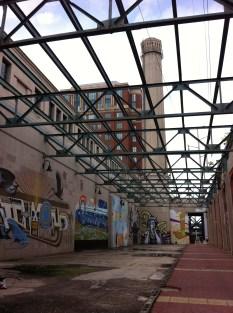 Stunning street art gallery, Richmond, VA