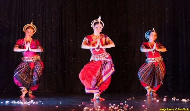 Different Dance Forms Of India With States
