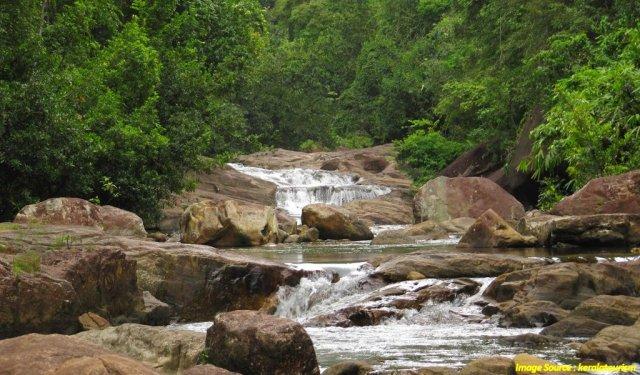waterfalls in kerala