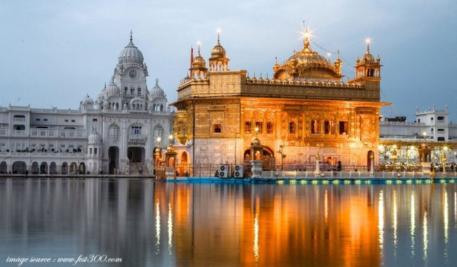 Amritsar : best places to visit in november in india