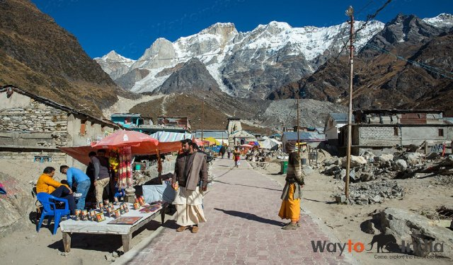 Helicopter service to kedarnath