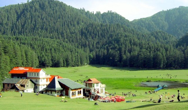 Khajjar : remote places in india