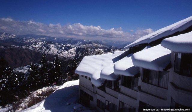 Tourist Places Near Shimla : Kufri