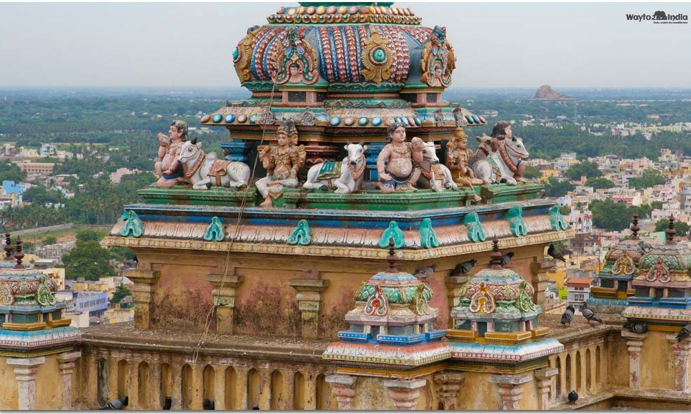 Famous Temples of South India