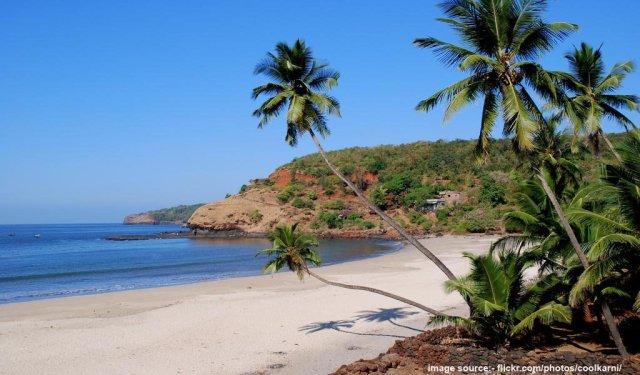 Top 7 Beaches on Maharashtra Konkan Coast : Velneshwar Beach
