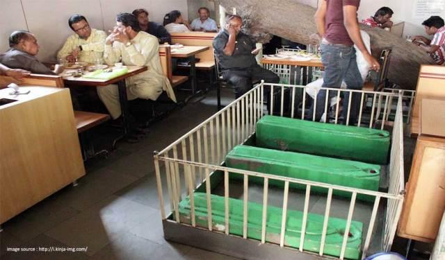 unusual restaurants in india