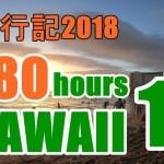 ハワイ旅行記2018:⑱ワイキキの美味いチーズバーガーとクヒオトーチライトショー