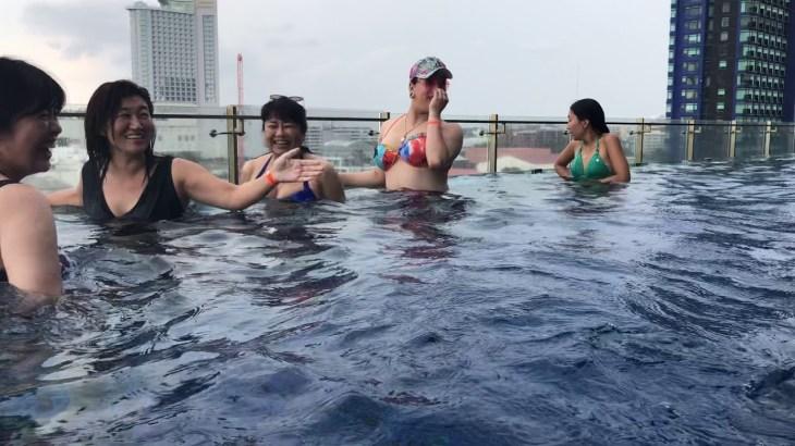 ドリームトリップス DREAMTRIPS タイのパタヤ編 海外旅行【MYTT BEACH HOTELの眺めの良いプール】