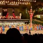 【海外旅行】中国・深圳民俗文化村 ナイトファンタジーショー ⑥