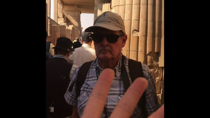 エジプト旅行記 2018年11月5日〜2018年11月9日