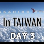 【Vlog】初めての台湾一人旅【vol.3】