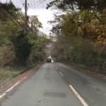 エスティマ 一人旅 山梨県 三国峠からマリモ通りまで走行