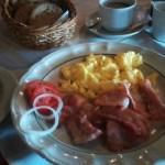 フィリピン旅行 朝食と恋