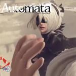 【NieR:Automata】マツが見てるシルバーの終末世界旅行記#02【きゃらバン】
