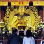 東北春の旅(岩手)、世界遺産、中尊寺、金色堂