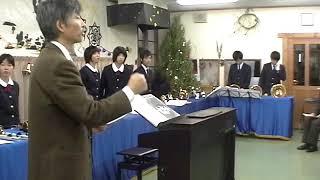 2008 Angels Bell Choir 東北演奏旅行福島①