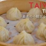 【台湾ひとり旅】一番美味い小籠包のおすすめ店はココ!! Taiwan travel Episode16