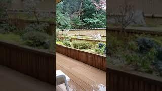 新祖谷温泉 ホテルかずら橋,露天風呂付客室 天神