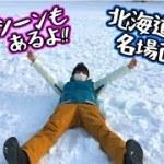 【名場面&未公開シーン!!】2017年1月北海道旅行編【赤髪のとも】