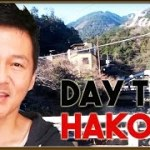 Hakone-One Day Trip to Private Onsen 【旅情・・】箱根一人旅
