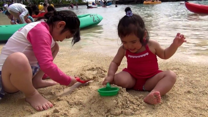 Kan & Aki 初めての海外旅行に行ってきたよ♪  Hawaii