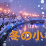 冬の北海道旅行へ行こう!Part1 小樽編 – D750で撮影 –