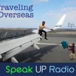 無料ネイティブ英会話ラジオ『Speak UP Radio』Ep.21 海外旅行