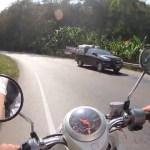 海外旅行!タイ・チェンライの自然豊かな街道をツーリング!②【チリ毛の旅】