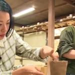 なかなか日本!~高速道路女子旅~ #43 陶芸で思い出づくり 御殿場 美乃和陶房