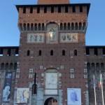 ミラノの城へ!ミラノ第6弾 【イタリア旅行記27】