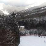 2019 日本東北一人的旅行  藏王纜車