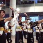 第2回YOSAKOI高松祭り・高知学生旅鯨人