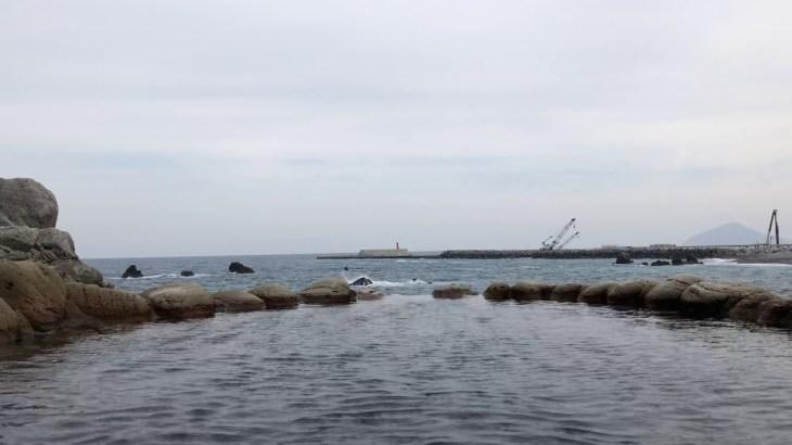 新島 湯の浜露天温泉5