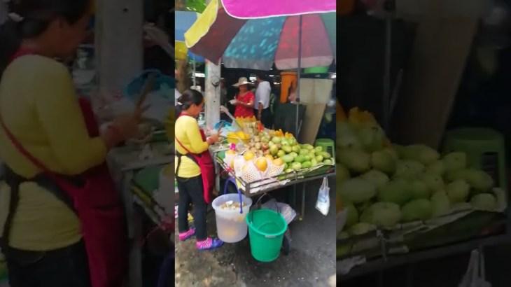 【東南アジア一人旅⑧】タイバンコク編 ホテル周辺散歩