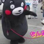 【ひとり旅】【感動】犬『うわッ!なんだこれ!?』くまモン『・・・・?』