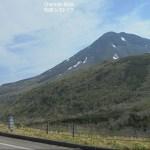 車中泊車DIY 北海道旅先【知床峠 】斜里町ウトロと羅臼町を結ぶ知床横断道路