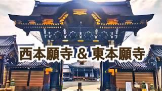 東本願寺 & 西本願寺〜 京都女子一人旅〜