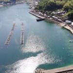 【旅エイター】ドローン空撮『二木島港』 三重県熊野市