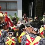 離島を旅する鍼灸師   神津島夏祭り神輿掛け声