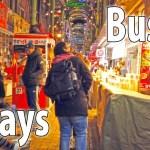 釜山旅行 3泊4日 俺は初めての韓国でどう楽しんだか / ナンポドン・チャガルチ / 釜山グルメ・食べ歩き Busan trip 3 nights 4 days