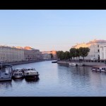 彼得堡心靈淨化之旅 I 從莫斯科到彼得堡旅行記