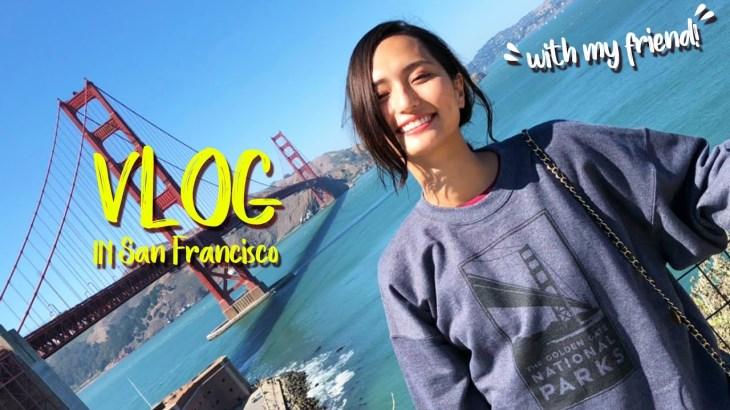 【旅行VLOG】友達とサンフランシスコ女子旅  |  Sanfrancisco trip