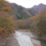 【2017年 秋の一人旅】 #2 奥秩父の中津峡で紅葉鑑賞/Autumn leaves in Nakatsukyo (4K Ultra HD)