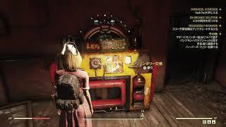 【Fallout 76】まったり一人旅(^^)♪ #67