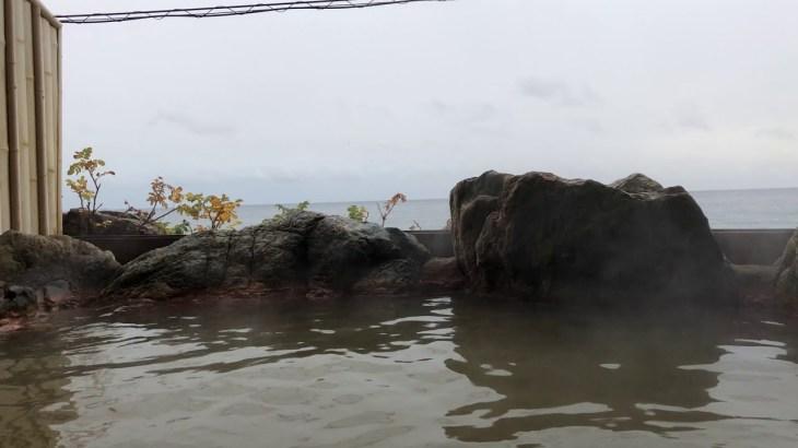 元湯 漁火館 露天風呂