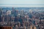 Williamsburg und Brooklyn Bridge