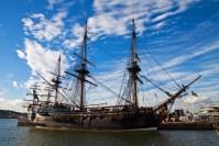 Segelschiff - Göteborg, Schweden