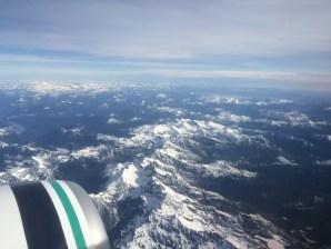 Alaska Airlines InFlight