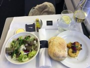 British Airways Club World Vorspeise
