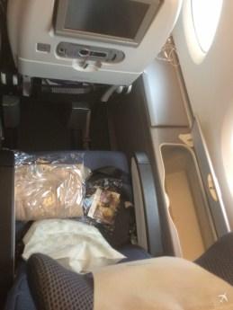 British Airways Sitze A380 4